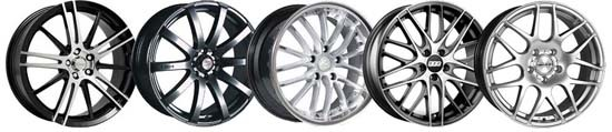 Alloy Wheels Online